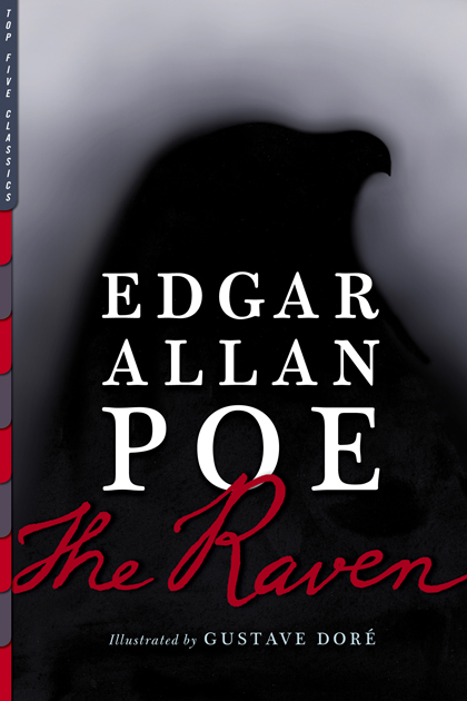 The Raven (Illustrated)